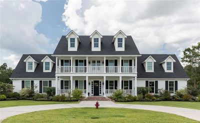 Lumberton Single Family Home Contingent On Closing: 7015 Stirling