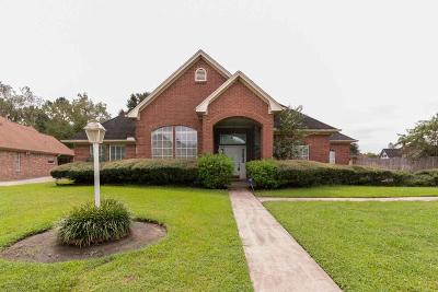 Beaumont Single Family Home For Sale: 8015 Doral Dr