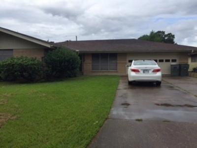 Port Arthur Single Family Home For Sale: 1941 Carolina Ave
