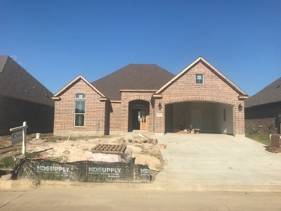 Single Family Home For Sale: 10440 Shady Ranch Ln