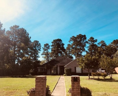 Vidor Single Family Home For Sale: 155 Brookhollow Street