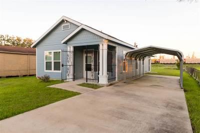Port Arthur Single Family Home For Sale: 635 19th St