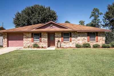 Vidor Single Family Home For Sale: 1075 Pine Cove