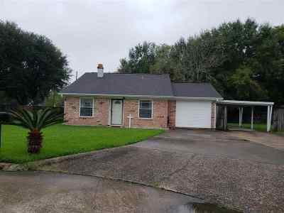Beaumont Single Family Home For Sale: 9410 Guy Circle