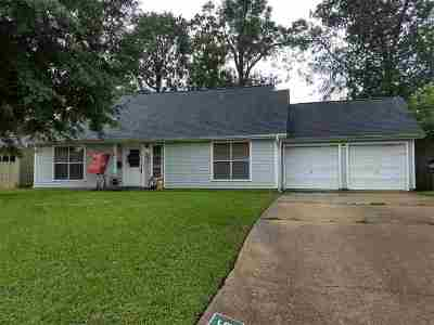 Beaumont Single Family Home For Sale: 6235 Pansy