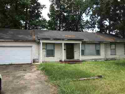 Beaumont Single Family Home For Sale: 3135 French Rd.