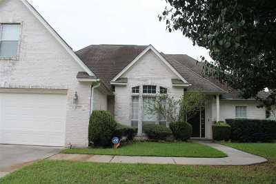 Beaumont Single Family Home For Sale: 6210 Bankston Lane