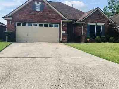 Beaumont Single Family Home For Sale: 7996 Blue Bonnet Street