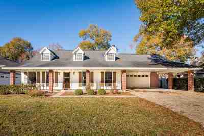 Beaumont Single Family Home For Sale: 6725 Forest Trail Cir