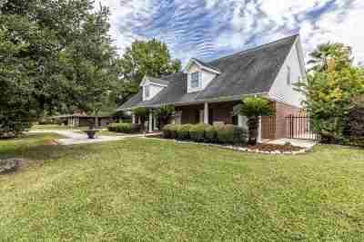 Lumberton Single Family Home For Sale: 17830 Nonie Lane