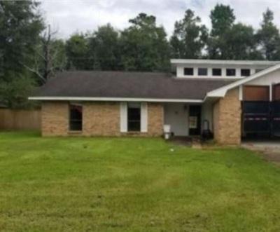 Vidor Single Family Home Pending Take Backups: 71 Heritage Dr