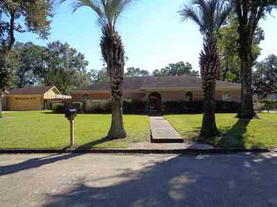 Beaumont Single Family Home For Sale: 5995 Pinkstaff Lane