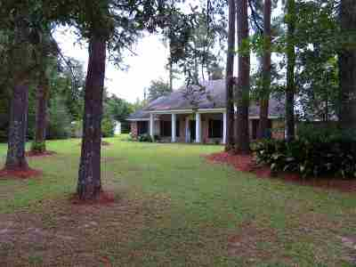 Kountze Single Family Home For Sale: 6338 Holland Rd
