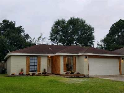 Beaumont Single Family Home For Sale: 9125 Mockingbird