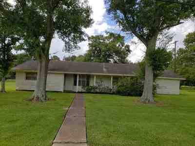Port Arthur Single Family Home For Sale: 2246 Canal