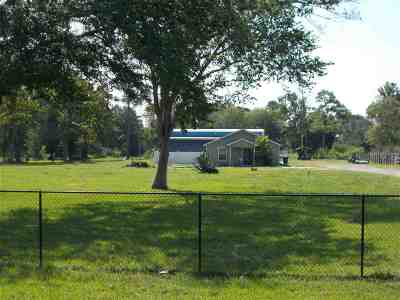Beaumont Single Family Home For Sale: 6035 Fannett Road