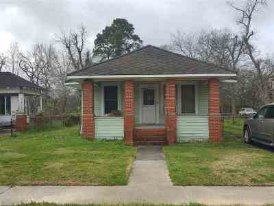 Beaumont Single Family Home For Sale: 665 W Irby St