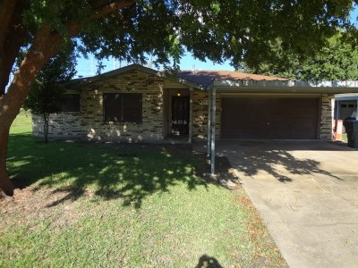 Port Arthur Single Family Home For Sale: 3921 42nd St