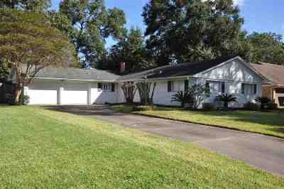 Beaumont Single Family Home For Sale: 4830 Dellwood