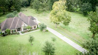 Beaumont Single Family Home For Sale: 8215 Old Voth Rd.