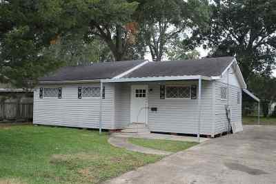 Nederland Single Family Home For Sale: 2406 Avenue E
