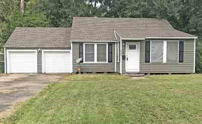 Beaumont Single Family Home For Sale: 2845 French Road