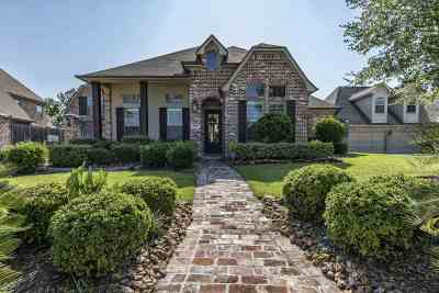 Beaumont Single Family Home For Sale: 2590 Amberwood Drive
