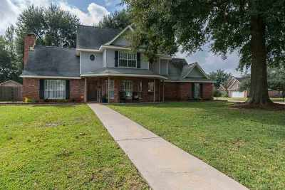 Lumberton Single Family Home For Sale: 7699 Clearview Lane