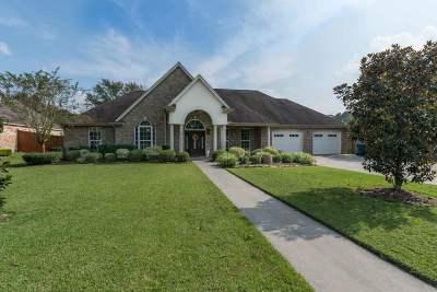 Lumberton Single Family Home For Sale: 7793 E Boardwalk