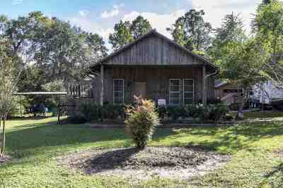 Lumberton Single Family Home For Sale: 9160 Dogwood Drive