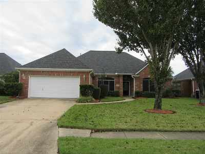 Beaumont Single Family Home For Sale: 3565 Charleston Lane
