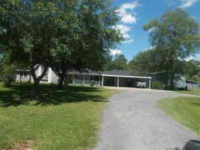 Lumberton Single Family Home For Sale: 247 Thomas Rd.