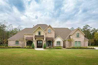 Kountze Single Family Home For Sale: 9110 Bear Creek