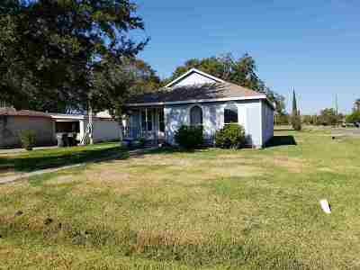 Port Arthur Single Family Home For Sale: 639 48th Street