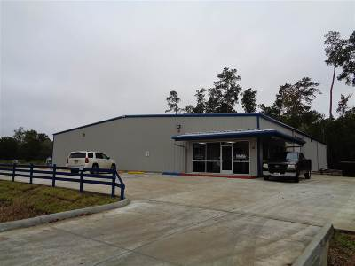 Vidor Commercial For Sale: 330 Freeway Dr