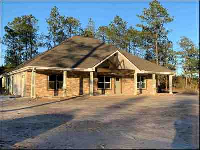 Kountze Single Family Home For Sale: 7396 Fm 1293