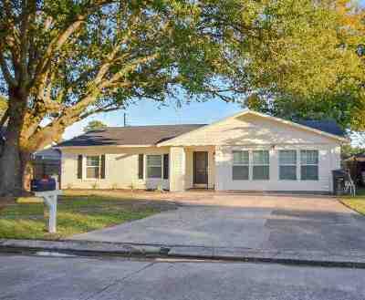 Nederland Single Family Home For Sale: 307 Avenue E