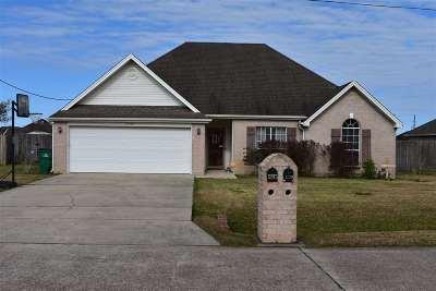 Lumberton Single Family Home For Sale: 5975 Crockett
