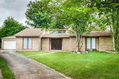 Beaumont TX Single Family Home For Sale: $144,000