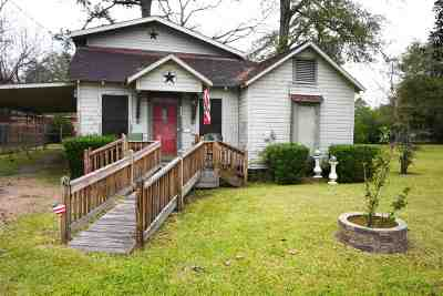 Kountze Single Family Home For Sale: 535 S Beech St