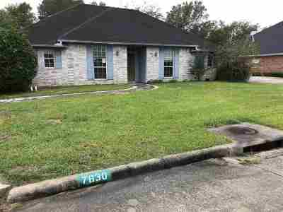 Beaumont Single Family Home For Sale: 7630 Colonial