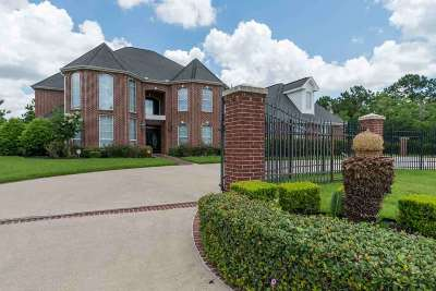 Beaumont Single Family Home For Sale: 7510 Coral Creek