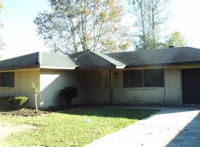 Vidor Single Family Home For Sale: 145 Pine Burr