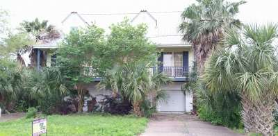 Port Arthur Single Family Home For Sale: 419 High Seas
