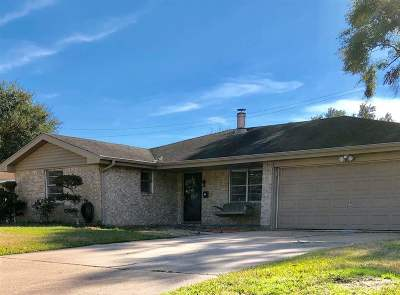 Beaumont Single Family Home For Sale: 8635 Overhill Ln.