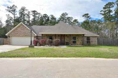 Vidor Single Family Home Contingent On Closing: 6165 Settlement Way