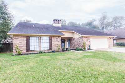 Beaumont Single Family Home For Sale: 6845 Saratoga Circle