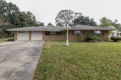 Beaumont Single Family Home For Sale: 8725 Hillebrandt Road