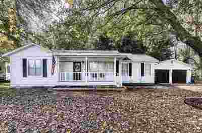 Lumberton Single Family Home For Sale: 920 S Village Creek