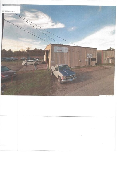 Vidor Commercial For Sale: 505 Meadowlark